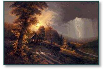 jesse barnes autumn thunder christcentered art