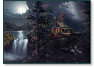 Jesse Barnes Harmony With Nature Christ Centered Art