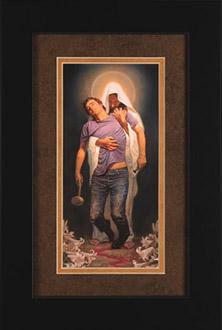 Thomas Blackshear Forgiven Christ Centered Art