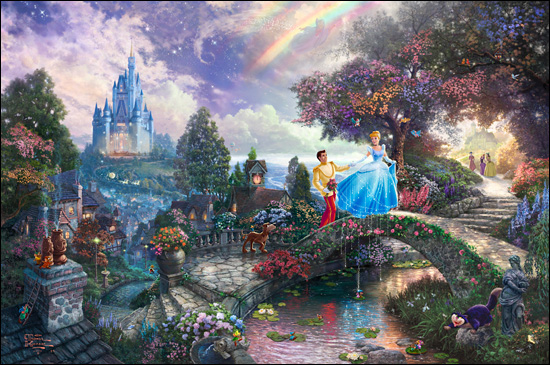 Сказочные картинки - Страница 2 Cinderella-wishes-upon-a-dream-large-image-zoom