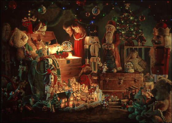 Greg Olsen The Reason For The Season Christ Centered Art