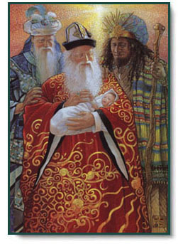 Richard Jesse Watson Gift To The Magi Christ Centered Art
