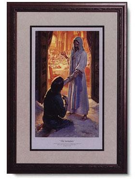 Morgan Weistling The Invitation Christ Centered Art