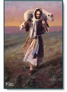 Morgan weistling the lord is my shepherd